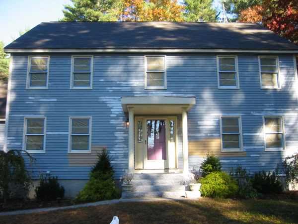 Before After Mike Moran Painting Serving Groton Harvard Westford Littleton Acton Concord And
